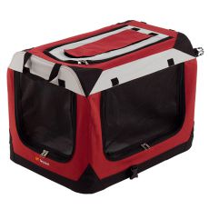 Transportbox mit Metallgestell HOLIDAY 2 - 49 x 34 x 34 cm