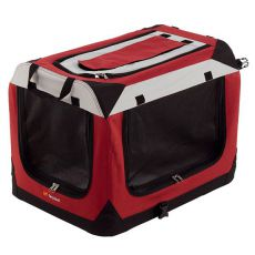 Transportbox mit Metallgestell HOLIDAY 6 - 70 x 52 x 52 cm