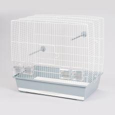 Käfig für Papagei NATALIA III - 55,5 x 34 x 52 cm
