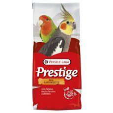 Big parakeets 20 kg - Futter für mittelgroße Papageien