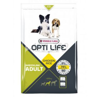Versele Laga Opti Life Adult Medium 2,5kg