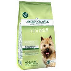 ARDEN GRANGE Adult Mini rich in fresh lamb & rice, 6 kg