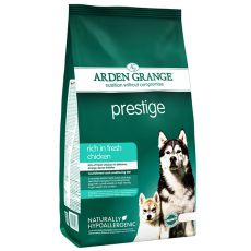ARDEN GRANGE Prestige rich in fresh chicken, 12 kg