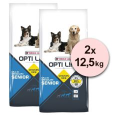 Versele Laga Opti Life Senior Medium & Maxi 2 x 12,5kg