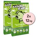 Barking Heads Bad Hair Day 2 x 12 kg