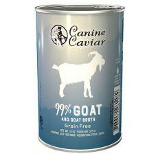 Feuchtnahrung Canine Caviar GOAT Grain Free 375 g