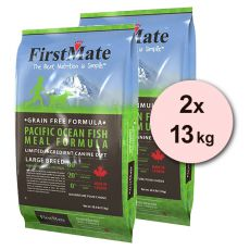 FirstMate Pacific Ocean Fish Large Breed 2 x 13 kg