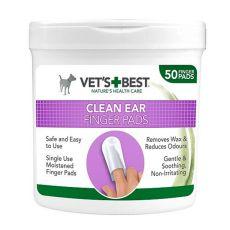 Reinigungstücher für Hundeohren VET´S BEST, 50 Stck