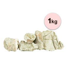 Steine für Aquarium Grey Luohan Stone S - 1kg