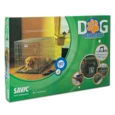 Gitterkäfig für Hunde und Katzen Dog Residence 107 x 71 x 81 cm