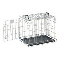 Gitterkäfig für Hunde und Katzen Dog Residence 61 x 46 x 53 cm