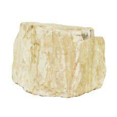 Stein Petrified Stone M 10,5 x 9 x 8 cm für Aquarium