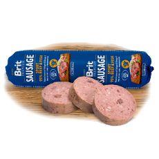 BRIT Sausage SPORT Beef & Fish 800 g