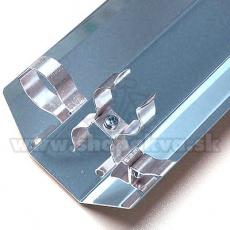 Reflektor für Leuchtstoffröhre  T5 - 39W / 849mm