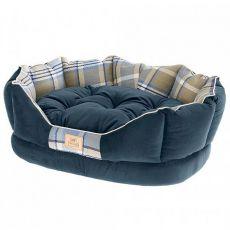 Hundebett CHARLES 50, blau