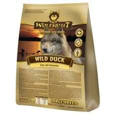 WOLFSBLUT Wild Duck LARGE BREED 15 kg