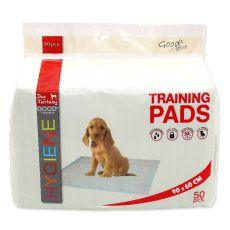 Trainingsunterlagen für Hunde 90 x 60 cm, 50 ks