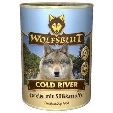 Nassfutter WOLFSBLUT Cold River, 395 g