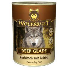 Nassfutter WOLFSBLUT Deep Glade, 395 g