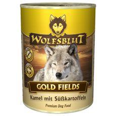 Feuchtnahrung WOLFSBLUT Gold Fields, 395 g