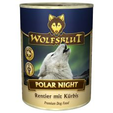 Feuchtnahrung WOLFSBLUT Polar Night, 395 g