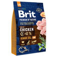 Brit Premium by Nature Senior Small und Medium 3 kg