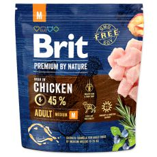 Brit Premium by Nature Adult Medium 1 kg