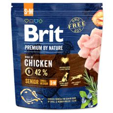 Brit Premium by Nature Senior Small und Medium 1 kg