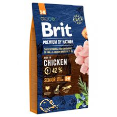 Brit Premium by Nature Senior Small und Medium 8 kg