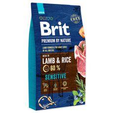 Brit Premium by Nature Sensitive Lamb 8 kg