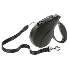 Führleine Amigo Easy Small bis 15 kg - 5 m Seil, schwarz