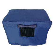 Abdeckung für Käfig Dog Cage Black Lux M - 78,5 x 52,5 x 59 cm