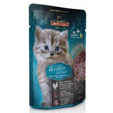 Feuchtnahrung Leonardo Kitten, 85 g