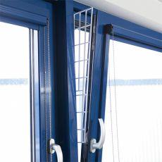 Schutzgitter für Fenster - Seitenelement, 62 x 16/7 cm