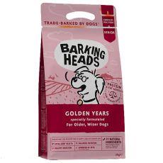 BARKING HEADS Golden Years SENIOR 2 kg