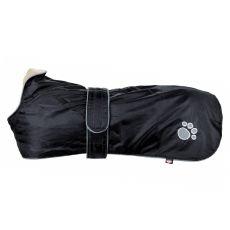 Hundemantel Trixie Orléans schwarz, XL 80 cm