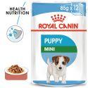 Feuchtnahrung Royal Canin Mini Puppy 85 g