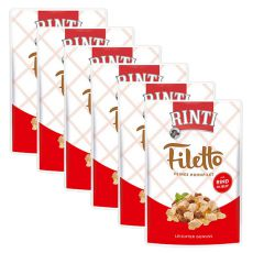 Frischbeutel RINTI Filetto Huhn + Rind, 6 x 100 g