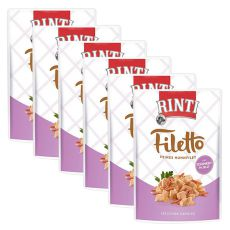 Frischbeutel RINTI Filetto Huhn + Schinken, 6 x 100 g