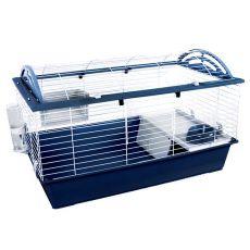 Käfig für Nager CASITA 100, dunkelblau