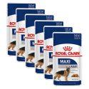 Feuchtnahrung Royal Canin Maxi Adult 6 x 140 g