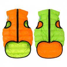 Weste AiryVest Colar orange-grün, XS 25