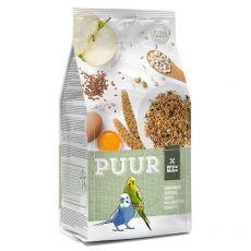 PUUR Budgie - Gourmet-Mischung für Sittiche 750 g