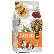 PUUR Guinea Pig - Gourmet-Müsli für Meerschweinchen 700 g