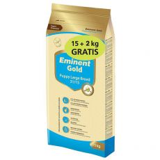 EMINENT GOLD Puppy Large Breed 15kg + 2kg GRATIS