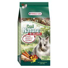 Cuni Nature Re-Balance 700g - light Futter für Zwergkaninchen