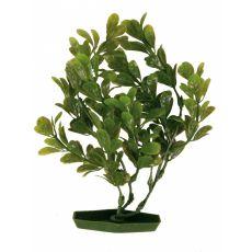 Aquariumpflanze aus Kunststoff - grüne Blätter, 28 cm