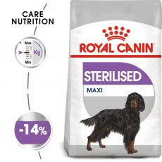 ROYAL CANIN MAXI Sterilised 9 kg