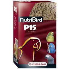 NutriBird P15 Original 1kg - Granüle für Papagei