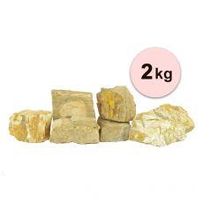 Steine für Aquarium Petrified Stone - 2kg